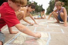 Top 10 Classic Playground Games