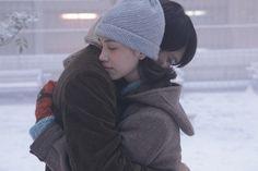 "Kenichi Matsuyama y Kiko Mizuhara en ""Norwegian Wood"". Aomori, Winter Love, Winter Hats, Kiko Mizuhara, I Love Cinema, Norwegian Wood, Inspirational Movies, Movie Shots, Haruki Murakami"