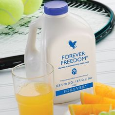 Forever Freedom® - An aloe vera based drink that effectively supports joint health in a tasty, orange-flavored juice formula. Due to the aloe vera carrier, this drink is easy to assimilate. Ideal for sporty or mature people. Forever Aloe, Forever Living Aloe Vera, Make Forever, Aloe Vera Juice Drink, Aloe Drink, Forever Freedom, Forever Living Business, Berry, Everything