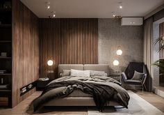 swiss render What do you think of this bedroom? do you like it yes or no👇 Double tap if you Modern Luxury Bedroom, Master Bedroom Interior, Luxury Bedroom Design, Room Design Bedroom, Modern Master Bedroom, Home Room Design, Contemporary Bedroom, Luxurious Bedrooms, Home Decor Bedroom