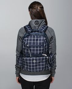Lululemon Back to Class Backpack
