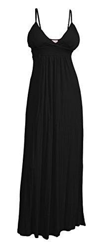 eVogues Plus Size Sexy Black Cocktail Maxi Dress - 1X eVogues Apparel http://smile.amazon.com/dp/B00450WQMG/ref=cm_sw_r_pi_dp_HRxawb0R96SQ3