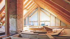 """If you're sick of drafts and high heating bills, it might be time to help your home """"bundle up"""" by learning how to insulate an attic. The post How to Insulate an Attic and Slash Your Heating Bill to Boot appeared first on Real Estate News & Advice   realtor.com®."""