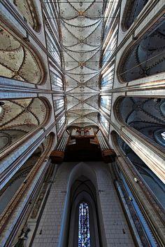 Church of St. Mary (Marienkirche), Lübeck, Germany