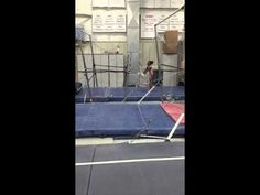 Stations for Casting to Handstand - YouTube