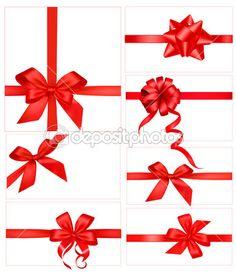 Festive gift bow vector material ribbon vector download vectores de stock de regalo ilustraciones sin royalties de regalo pgina 2 depositphotos negle Image collections