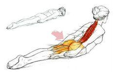 Správne držanie tela: Jeden cvik, 10 minút denne - Info.sk