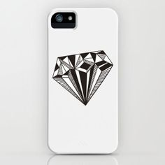 Diamond iPhone case by Galitt