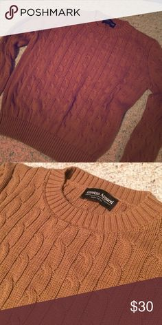 American Apparel sweater AA sweater. Size M, fits like an S. All items open to offers, bundled/custom deals, trades, M, Ven. American Apparel Sweaters