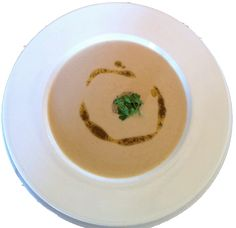 Celeriac Soup - published in Soups of New England