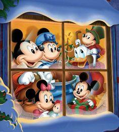 A Mickey Christmas.