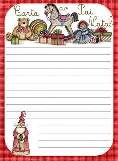 Επιστολόχαρτα για γράμμα στον Άγιο Βασίλη έτοιμα για εκτύπωση! - ΗΛΕΚΤΡΟΝΙΚΗ ΔΙΔΑΣΚΑΛΙΑ Christmas Deco, Xmas, Cute Journals, Santa Claus Is Coming To Town, Preschool Christmas, Christmas Printables, Paper Background, Bowser, Stationery