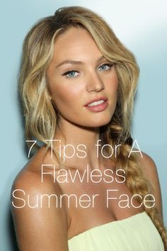 Summer Skincare Tips | Blog by the Beach ~ Swimwear World