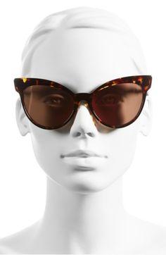 d17318a02d167 Main Image - Wildfox  Grand Dame  58mm Cat Eye Sunglasses Cat Eye Frames