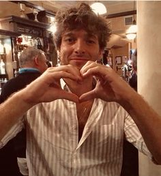 We love you back Paolo! Ioan Gruffudd, Paolo Nutini, Over Love, One And Only, Rock Music, Most Beautiful, Tv Shows, Bands, Icons