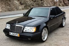 Fact: Mercedes-Benz 500E Was Hand-Built by Porsche. Every car took 18 days to make.