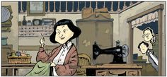 sonny liew graphic novel - Google Search Geek Art, Novels, Geek Stuff, Google Search, Geek Things, Fiction, Romance Novels