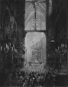 Leon Wyczolkowski ~ Inside St. Mary's Church
