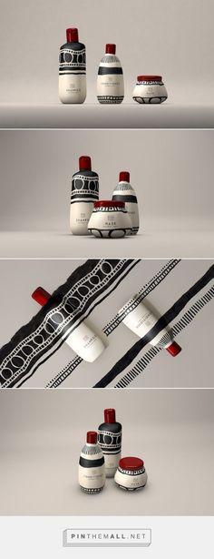 Tribal Mane Hair Products packaging designed by Natalia Triantafylli – www.packa… Tribal Mane Hair Products packaging designed by Natalia Triantafylli. Bottle Packaging, Cosmetic Packaging, Beauty Packaging, Brand Packaging, Packaging Ideas, Design Packaging, Graphisches Design, Label Design, Branding Design