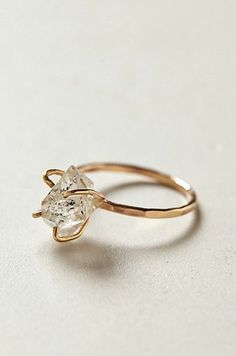 REVEL: Herkimer Diamond Ring