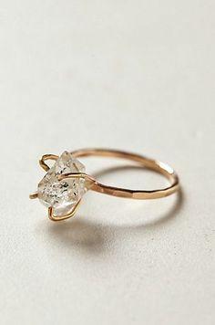 REVEL: Herkimer Diamond Ring