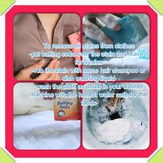 Very easy and effective way to remove oil stains from clothes!