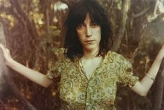 Patti Smith by Sam Wagstaff