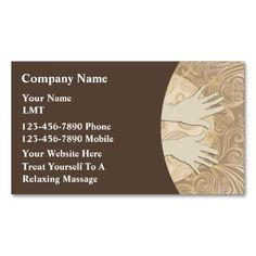 309 best massage business cards images on pinterest massage massage business cards colourmoves