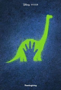 """""""The Good Dinosaur"""" opens in 3D November 25."""