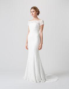 ALEXANDRA LACE BRIDAL DRESS http://www.weddingheart.co.uk/monsoon---wedding-dresses.html