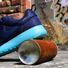 Nike WMNS Roshe One Midnight Navy #nike #wmns #womenssneaker #rosherun #rosheone #sneaker #sneakerfreaker #sneakerholics #instakicks #running #follow #fashion #graffiti #gym #sport #girls #kicks