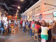 Schlafly Bottleworks - Breweries - Mingle at Schlafly Bottleworks, a pub offering small-batch beers & American fare, plus live music & tours