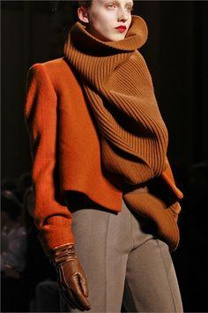 Haider Ackermann Fall 2012 Ready-to-Wear Collection Photos - Vogue Haider Ackermann, Fashion Details, Love Fashion, Fashion Show, Fashion Design, Winter Wear, Autumn Winter Fashion, Fall Winter, Fashion Week