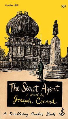 El agente secreto / The Secret Agent. Joseph Conrad