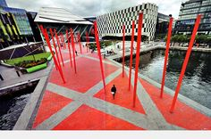 Martha Schwartz Parceiros - Projectos - Civic Institucional - Dublin