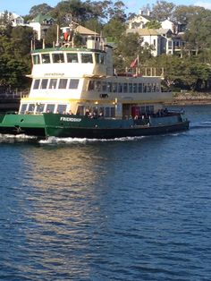 Friendship an inner harbour ferry named after one of the First Fleet vessels Australian Labor Party, Sydney Ferries, Sydney New South Wales, First Fleet, Steamers, Emerald City, Sydney Australia, Paddle, Balmain