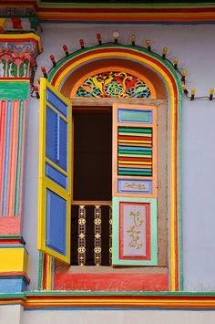 Singapore windows II | Flickr - Photo Sharing!