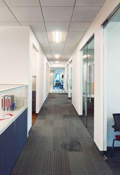 DIA LED defines what lighting users and specifiers value most: generous and comfortable brightness; Garage Door Lights, Garage Doors, Haunted Garage, Visual Comfort, Corridor, Energy Efficiency, Tile Floor, Stairs, House Design