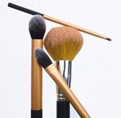 make-up borstels reinigen