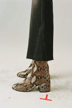 04bd5412bf Jeffrey Campbell Lillian Heel Boot Brown Boots Outfit, Snakeskin Heels, Black  Heel Boots,