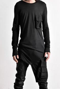 Army of Me shirt and pants | menswear in black