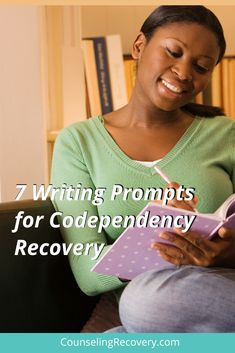 Although codependency recovery takes time, there are ways to jump start the process. Writing prompts (exercises) are a great way to start healing fast. Codependency impacts your ability to pratice self-care and set boundaries. These writing exercises will walk you through how to recover and heal. #codependency #recovery #writing #codependent #relationships Codependency Recovery, Relapse Prevention, Building Self Esteem, Writing Exercises, Coping With Stress, Improve Mental Health, Low Self Esteem, Hurt Feelings, Addiction Recovery