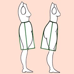 Learn how to sew a pencil skirt with zipper, start with basic skirt pattern drafting, learn draping method of pattern making. Pencil Dress Outfit, Pencil Skirt Outfits, Pencil Skirts, Pencil Dresses, Plus Size Pencil Skirt, Pencil Skirt Casual, Skirt Pattern Free, Skirt Patterns Sewing, Shirt Patterns