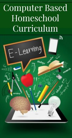 Computer Based Homeschool Curriculum {Homeschooling Ideas, Tips for Moms, Unschooling}
