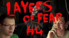 "here's the fourth epic part of our lets play together ""Layers of Fear"" :) :D if u want to be a part of our AMAZING community pls subscribe us on our channel 