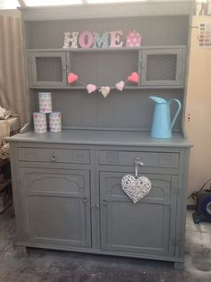 FARMHOUSE COUNTRY STYLE DRESSER  for sale