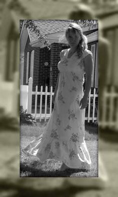 Summer Breeze Maxi Dress with Tutorial - CLOTHING