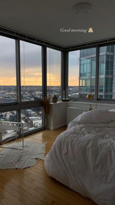 Apartment View, Dream Apartment, Apartment Interior, Dream Home Design, My Dream Home, Dream Life, Aesthetic Bedroom, Dream Rooms, My New Room