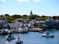 Nantucket....I'll be there next week.