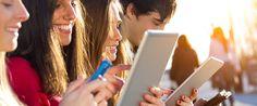 ¿Están los adolescentes tan enganchados a las redes sociales como pensamos?